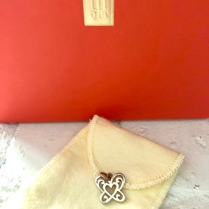 James Avery Butterfly Necklace Charm
